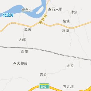 南宁市安武路地图