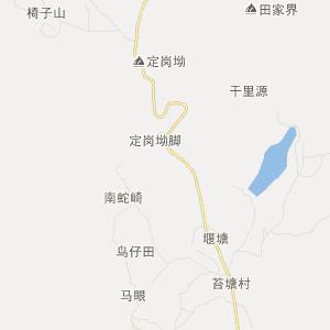 灌阳交通地图; === 灌阳观音阁交通地图图片