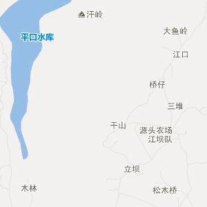 广西旅游地图 桂林旅游地图