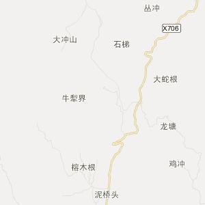 羊头旅游地图 回龙旅游