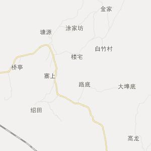 灵田乡地图_灵川县灵田乡三维电子地图和邮编