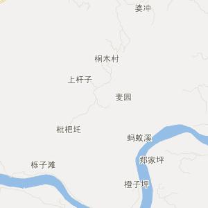湖南旅游地图 怀化旅游地图