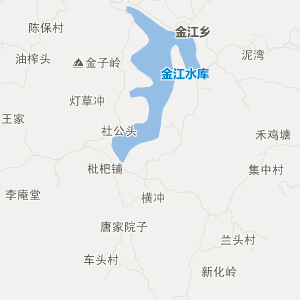 邵阳县五峰铺镇在线交通地图实用查询