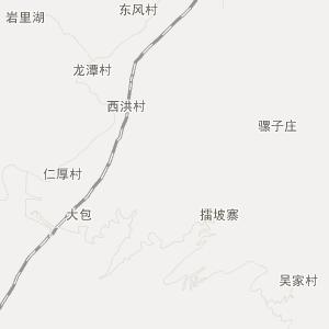 亳州到山东地图