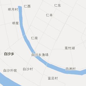 共华镇地图_沅江市共华镇三维电子地图和邮编