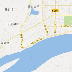 枝江市地图_枝江市地图全图_枝江...