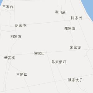 湖北省交通地图 荆州市交通地图