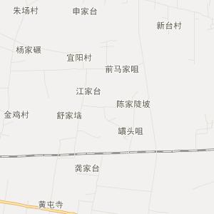 沙市中山路地图