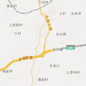 新建县新华路地图