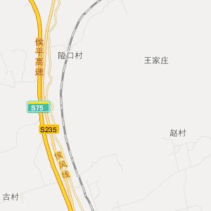 太原到邢台地图