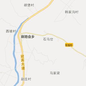 积翠旅游地图  ※图片