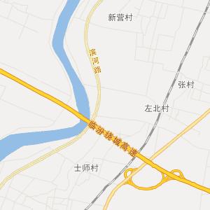 山西临汾洪洞县地图_旅游景点地图
