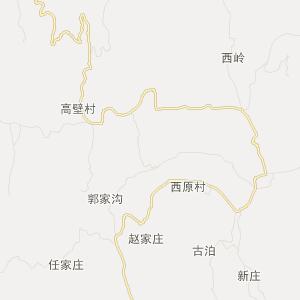 介休到孝义地图