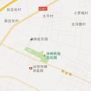 包头到青岛地图