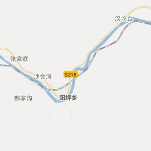 山西交通地图 忻州交通地图