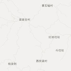 东北部,井冈山南