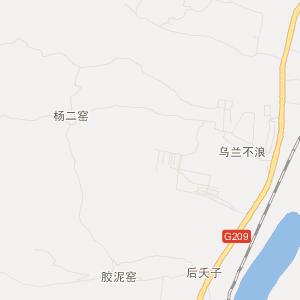 清水河宏河交通地图_宏河在线交通图