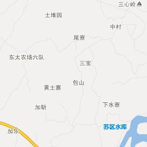 马鞍山长江大桥地图