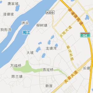 湖南郴州到湖北地图
