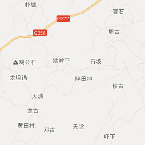 郑州到鹿邑地图
