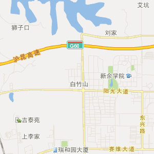 江西水稻面积结构图