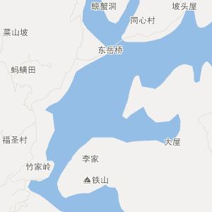 通城到岳阳地图