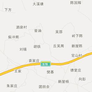 湖北旅游地图 咸宁旅游地图