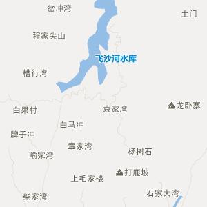 广水郝店旅游地图_中国电子地图网图片