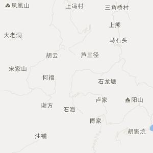 湖北省交通地图 黄石市交通地图