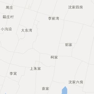 襄阳张家集旅游地图_中国电子地图网