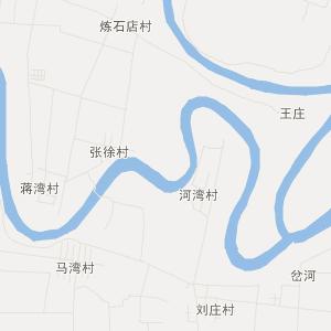 河南省旅游地图 漯河市旅游地图