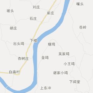 湖北旅游地图 随州旅游地图