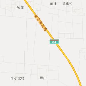 瓦店镇地图_临泉县瓦店镇三维电子地图和邮编