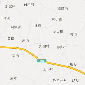 光山仙居交通地图_中国电子地图网图片
