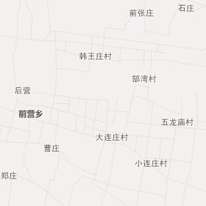 河南省交通地图 平顶山市交通地图