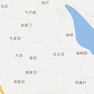 河南交通地图 平顶山交通地图