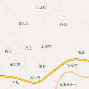 山西交通地图 晋城交通地图