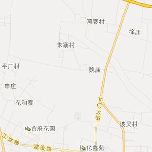 = 开封杞县交通地图 =