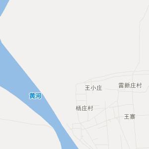 坝头乡行政地图 开封市兰考县坝头乡在线行政地图