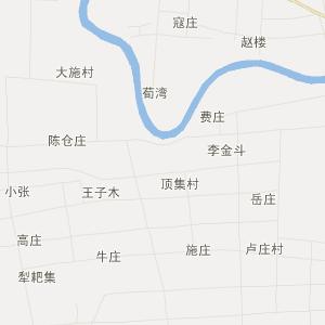 太康县马厂镇旅游地图_马厂镇