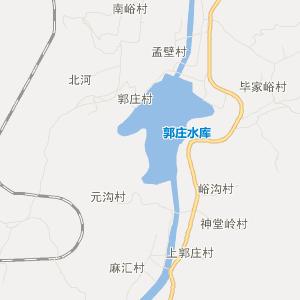 昔阳大寨交通地图_中国电子地图网