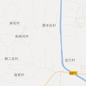 河北邯郸永年地图图片 河北邯