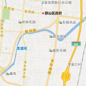 2016邯郸飞机场航班表
