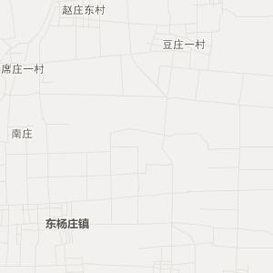 永年县东杨庄乡旅游地图