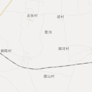 长治207208连接线规划图
