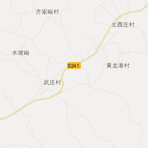 河北旅游地图 石家庄旅游地图