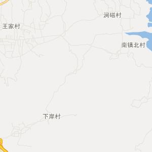 保定市旅游地图 曲阳县旅游地图