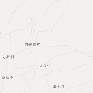 山西交通地图 太原交通地图