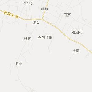 广东交通地图 揭阳交通地图