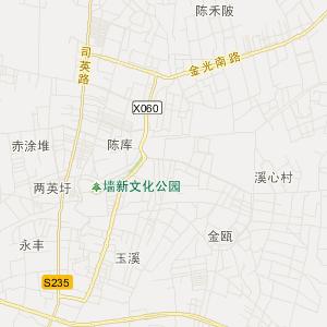 广东交通地图 汕头交通地图